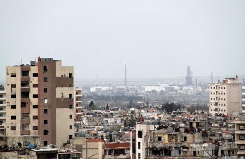 СИРИЯ: ГУМАНИТАРНАЯ СИТУАЦИЯ И ПОМОЩЬ РЕЛИГИОЗНЫХ И ОБЩЕСТВЕННЫХ ОБЪЕДИНЕНИЙ РОССИИ