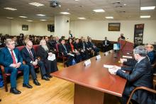 совместное заседание Общего собрания членов и Совета Научно-образовательной теологической ассоциации
