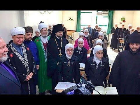 Embedded thumbnail for Проекты межрелигиозной Рабочей группы по оказанию гуманитарной помощи населению Сирии Совета по взаимодействию с религиозными объединениями при Президенте Российской Федерации
